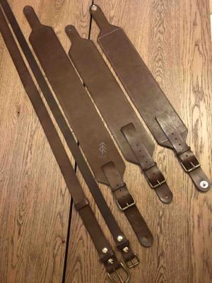 sangles et ceintures cuir